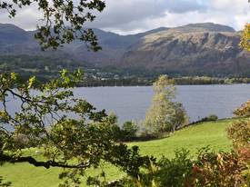 Coniston Water, The Lake District